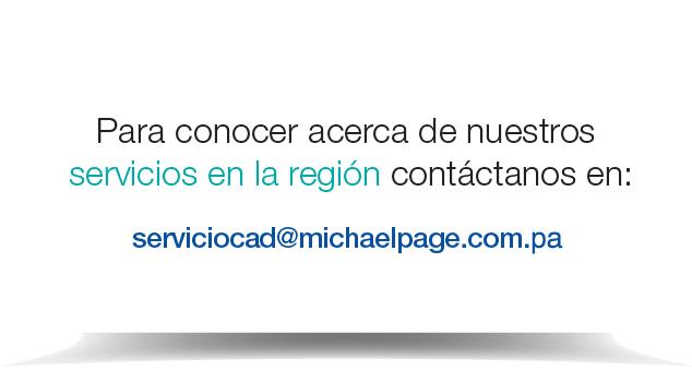 Servicios en la región